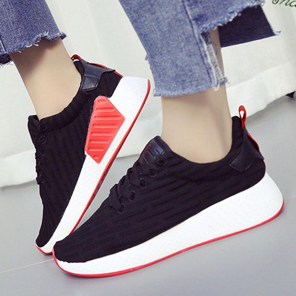 Girl Woman Shoes Korean Boy White Shoes