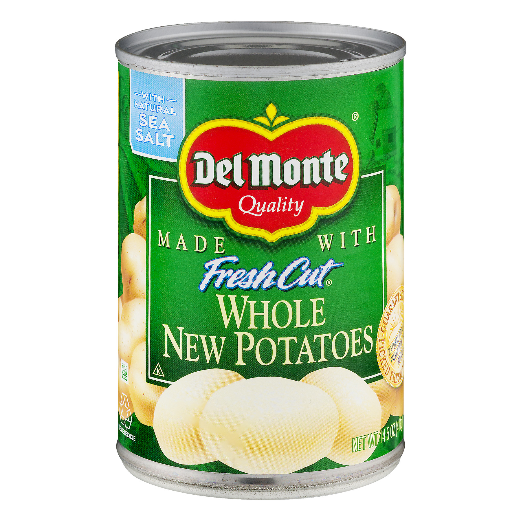 Del Monte Whole New Potatoes, 14.5 Oz