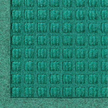 Andersen 280 WaterHog Fashion Polypropylene Fiber Entrance Indoor/Outdoor Floor Mat, SBR Rubber Backing, 27