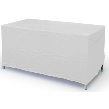 Adjustable Tablecloth Fits 4 To 6 Foot Rectangular Tables