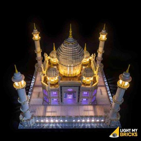 Taj Mahal 10256 Lighting Kit Lego Set Not Included By Light My