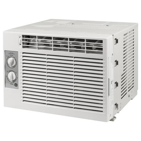 general electric 5 000 btu window air conditioner 115v ge aey05lv best window air conditioners. Black Bedroom Furniture Sets. Home Design Ideas