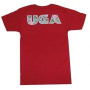 Georgia Bulldogs UGA Floral T-Shirt