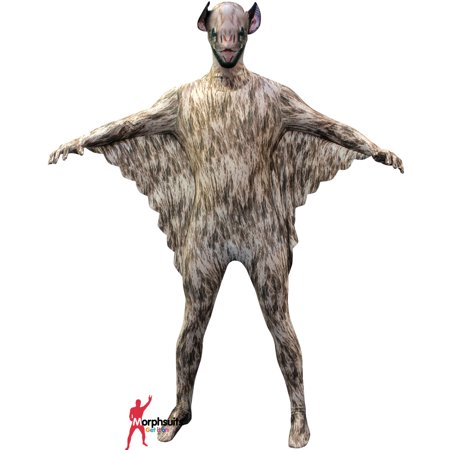Original Morphsuits Vampire Bat Adult Suit Animal Planet Morphsuit](Planet Halloween)