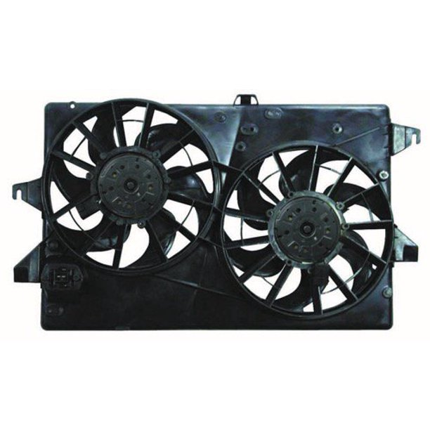 Go Parts Oe Replacement For 1995 2000 Ford Contour Engine Radiator Cooling Fan Assembly 2 5l