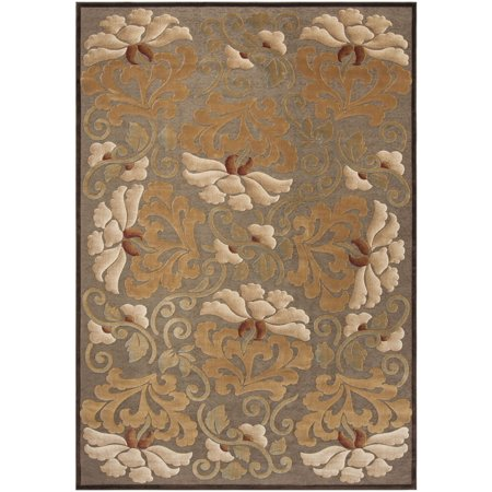 Martha Stewart Floating Dahlia Geometric Floral Area Rug