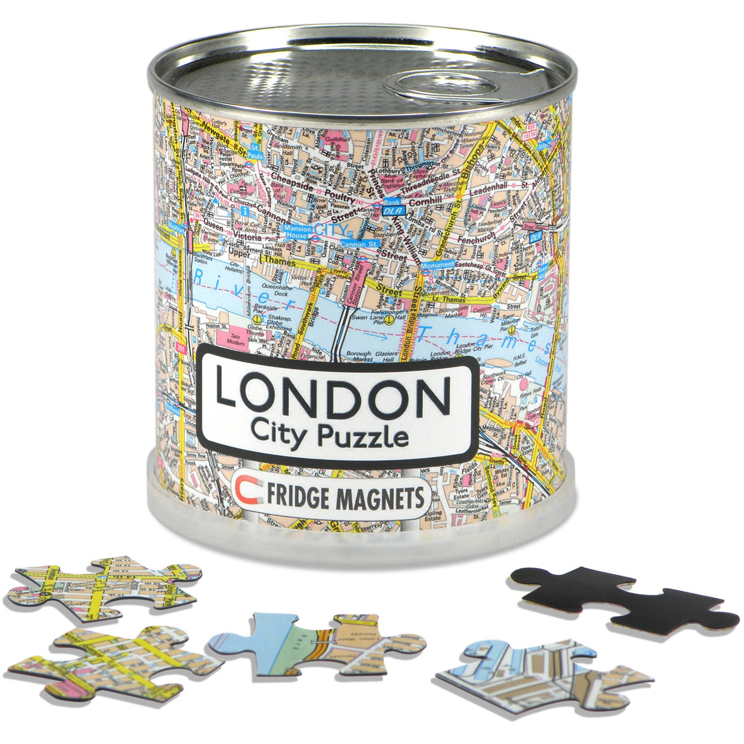 City Magnetic Puzzle, London