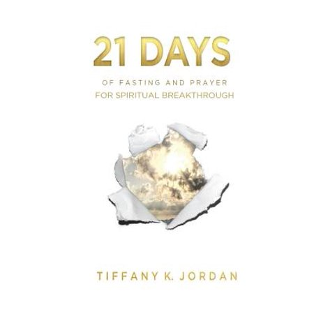21 Days of Fasting & Prayer for Spiritual