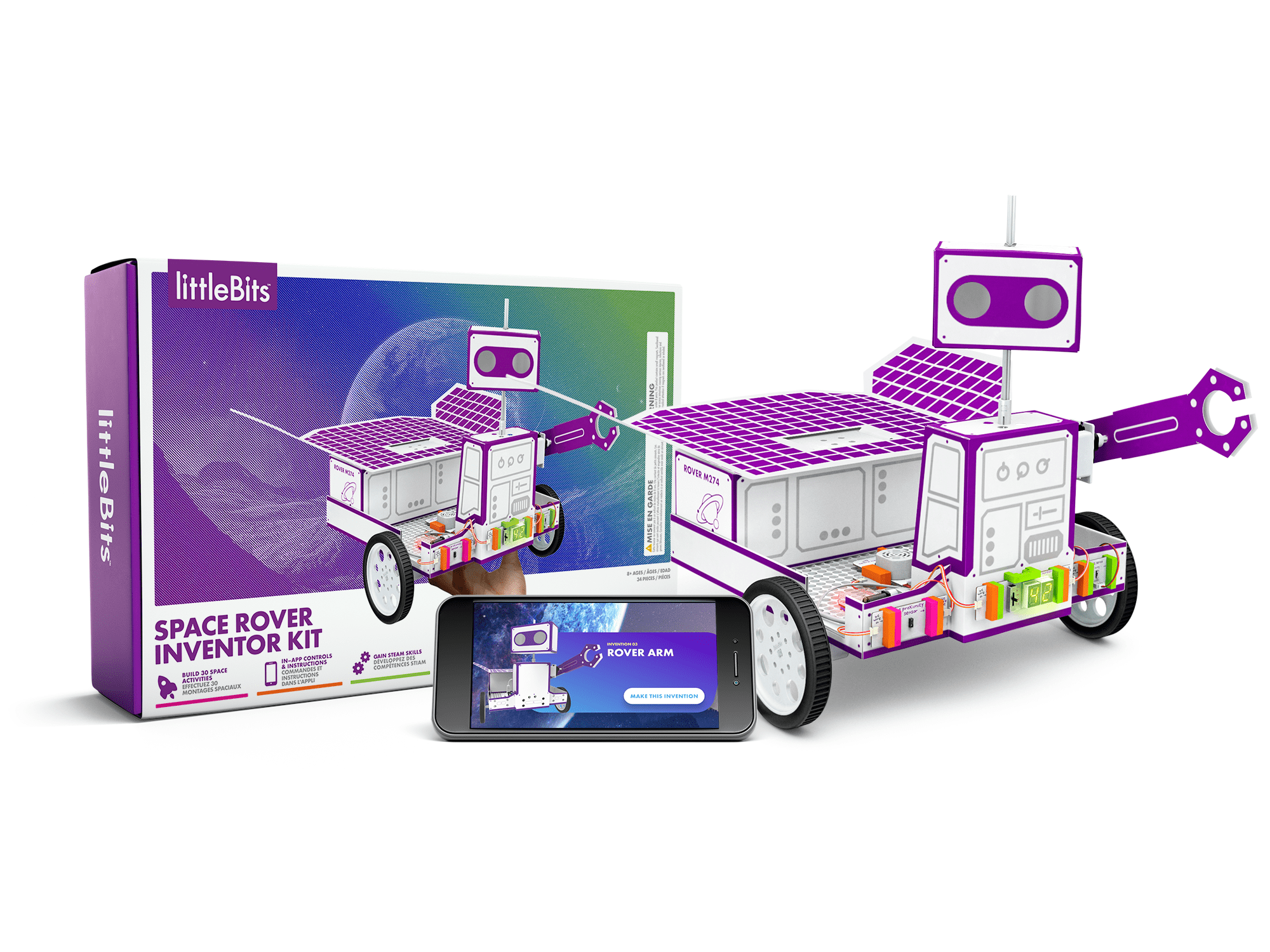 littleBits Space Kit by littleBits