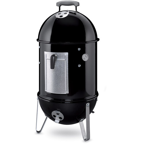 "Weber 14"" Smokey Mountain Charcoal Smoker"
