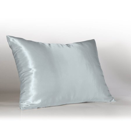Sweet Dreams Luxury Satin Pillowcase with Zipper, (Silky Satin Pillow Case for Hair) By Shop - Red Vs Blue Halloween