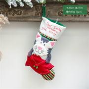 Christmas Ornaments Cartoon Socks Children's Gift Christmas Bag Oversized Socks