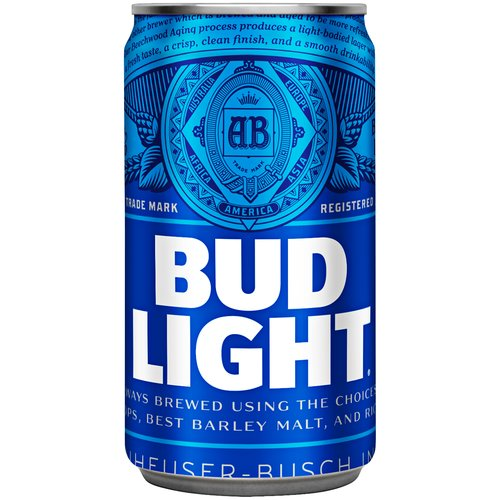 Bud Light Beer, 6 Pack, 8 Fl Oz Can Pictures Gallery