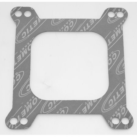 Cometic Gasket C5263 Carburetor Base Plate Gasket  For Use With Square Bore Carburetor; Open Plenum Design; 0.047 Thick; Aramid Fiber; Single - image 1 de 1