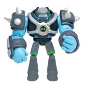 Ben 10 Omni-Kix Armor Shock Rock Basic Figure