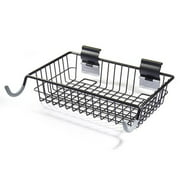 Norsk SNH-9204 NorskWall Slatwall Bike Hook and Basket Combo