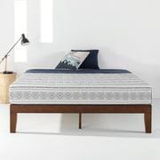 Best Price Mattress 12 Inch Classic Solid Wood Platform Bed Frame