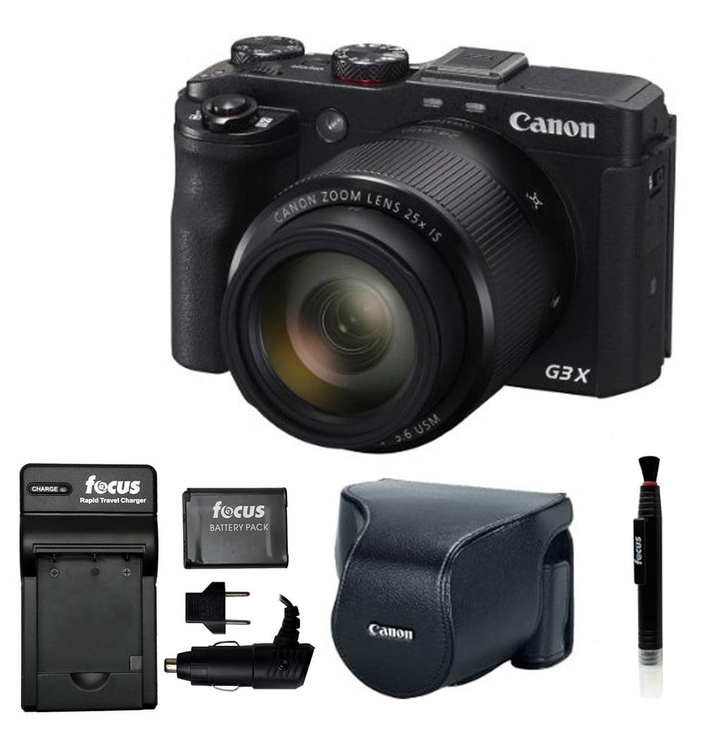 Canon PowerShot G3 X 20.2 Megapixel Digital Camera with C...