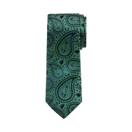 Boy's Yoda Paisley Big Boy's Silk (Paisley Silk Pocket Square)