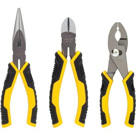 Stanley 84-056 3 Piece Heavy Duty Combination Pliers