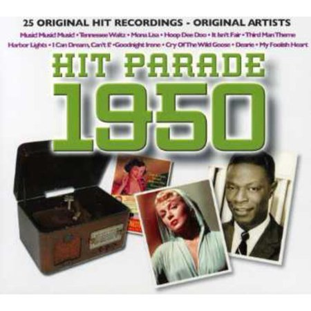 Hit Parade 1950 (CD) for $<!---->