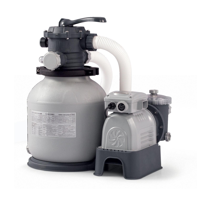 Intex 2,100 GPH Sand Filter Pump