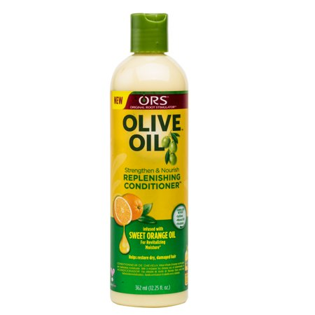 Olive Oil Strengthen & Nourish Replenishing Conditioner 12.25 oz
