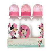 Disney Minnie Mouse 3-Pack Baby Bottles (9 oz.)