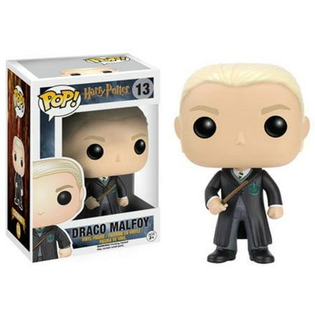 FUNKO POP! MOVIES: HARRY POTTER - DRACO MALFOY](Draco Malfoy Wand)