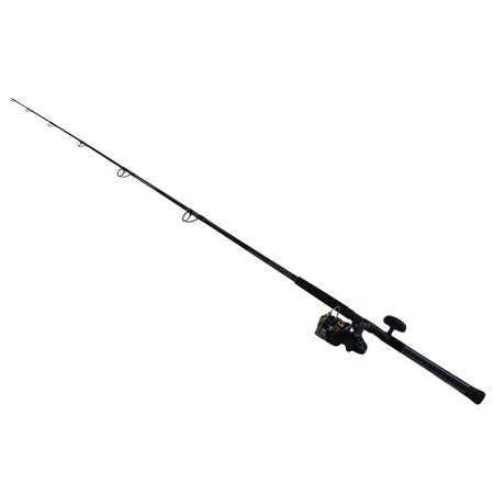 - Daiwa BG Saltwater Pre-Mounted Combo 5000, 6+1 Bearing, Spinning, 7' Rod, 1 piece