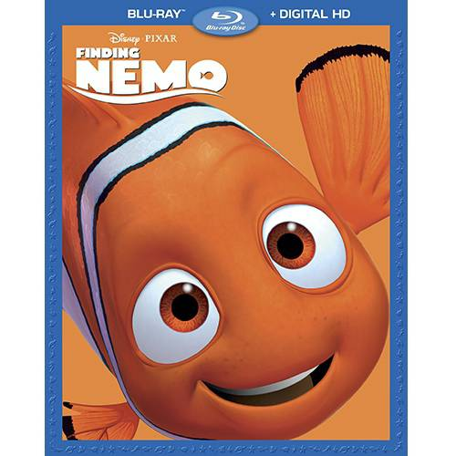Finding Nemo (Blu-ray + Digital HD)