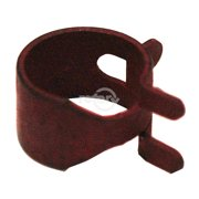 "Hose Clamp 1/4"" Line (red)"