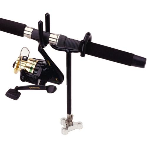 ISURE MARINE Sure Grip Steel 20 Degree Angle Rod Holder For Boat 4pcs