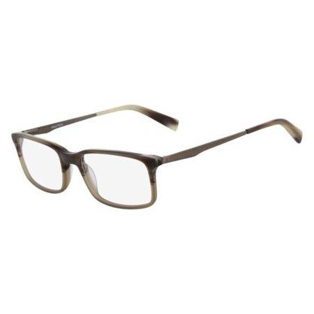 590bf75ff77 Eyeglasses NAUTICA N 8120 214 MATTE SAND HORN GRADIENT - Walmart.com
