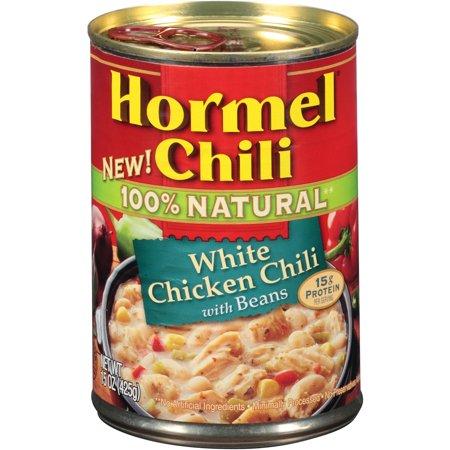 Hormel White Chicken Chili with Beans, 15 oz - Walmart.com