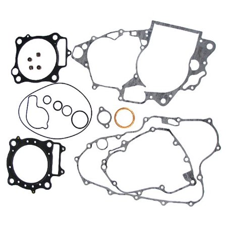 NA-40001T Top End Gasket Set for YFZ 350 Banshee, Namura top-end gasket sets include head, base and other necessary gaskets, O-rings and valve guide seals,.., By Namura