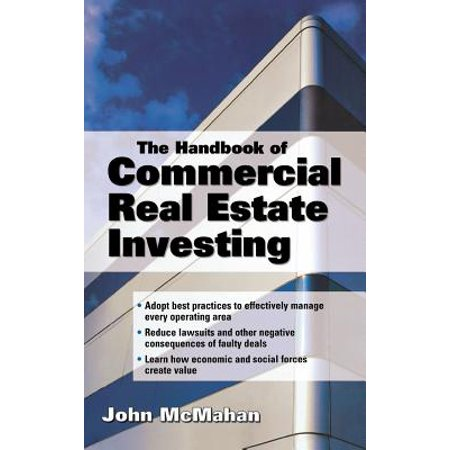 The Handbook of Commercial Real Estate Investing : State of the Art Standards for Investment Transactions, Asset Management, and Financial (Consolidated Financial Statements Intra Entity Asset Transactions)