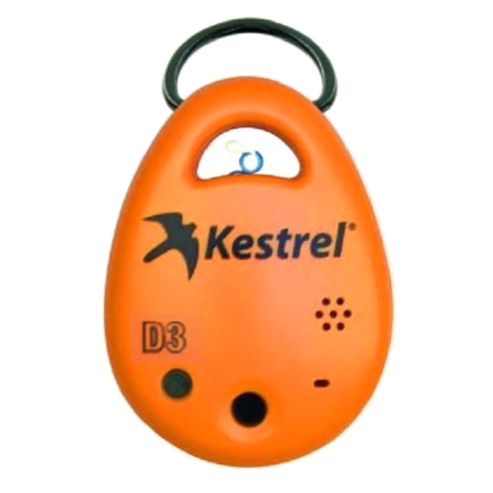 Tracker Drop - Kestrel DROP D3FW Professional Fire Weather Tracker Orange