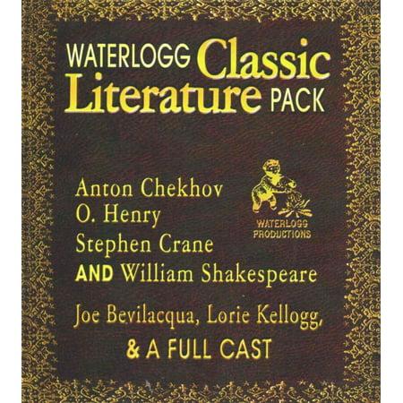 - Waterlogg Classic Literature Pack