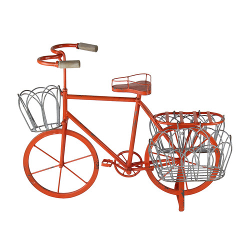 American Mercantile Hampton Gardens Bicycle Plant Stand