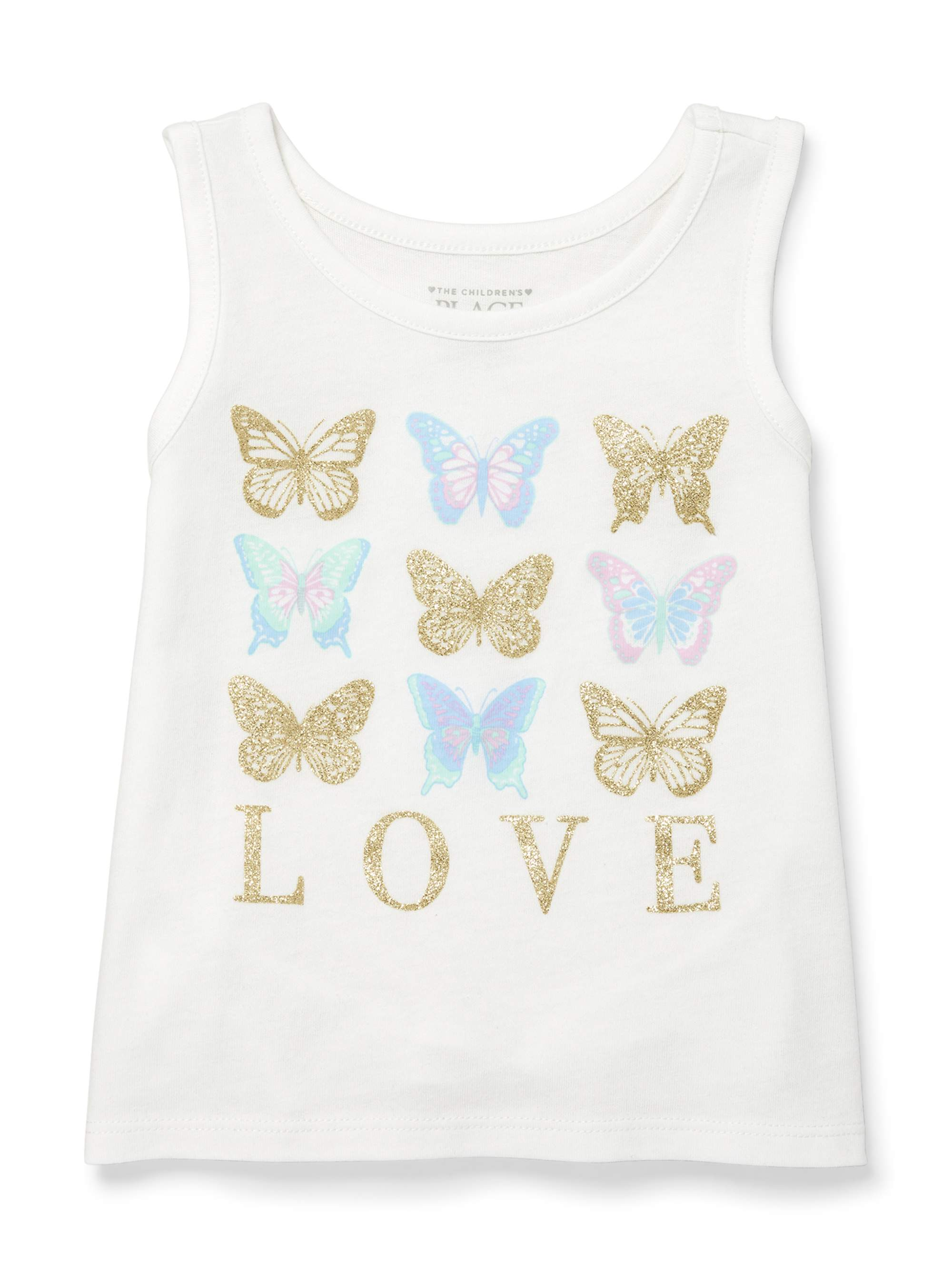 Graphic Tank (Baby Girls & Toddler Girls)