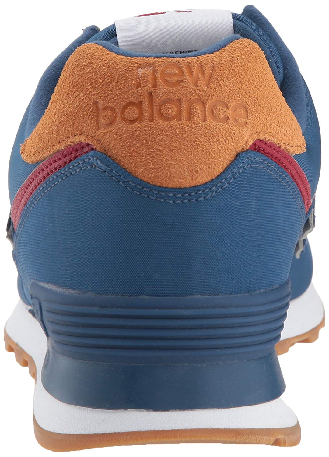 new concept 2dcfb 07c94 New Balance ML574BPH: Mens MI574 Version 2 Moroccan Tile/Brown Sugar Sneaker