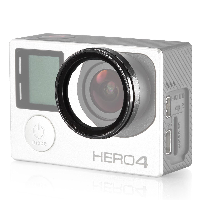 8bf38827a Neewer Camera Protective Lens for HD GoPro Hero 3 Hero 3+, Hero 4, 2 Pack -  Walmart.com