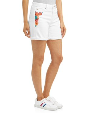 EV1 from Ellen DeGeneres women's alex floral short