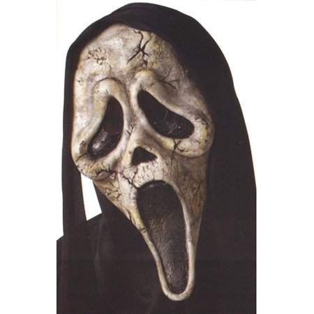 Ghost Face Zombie Mask Adult Halloween - Face Painting Zombies Halloween
