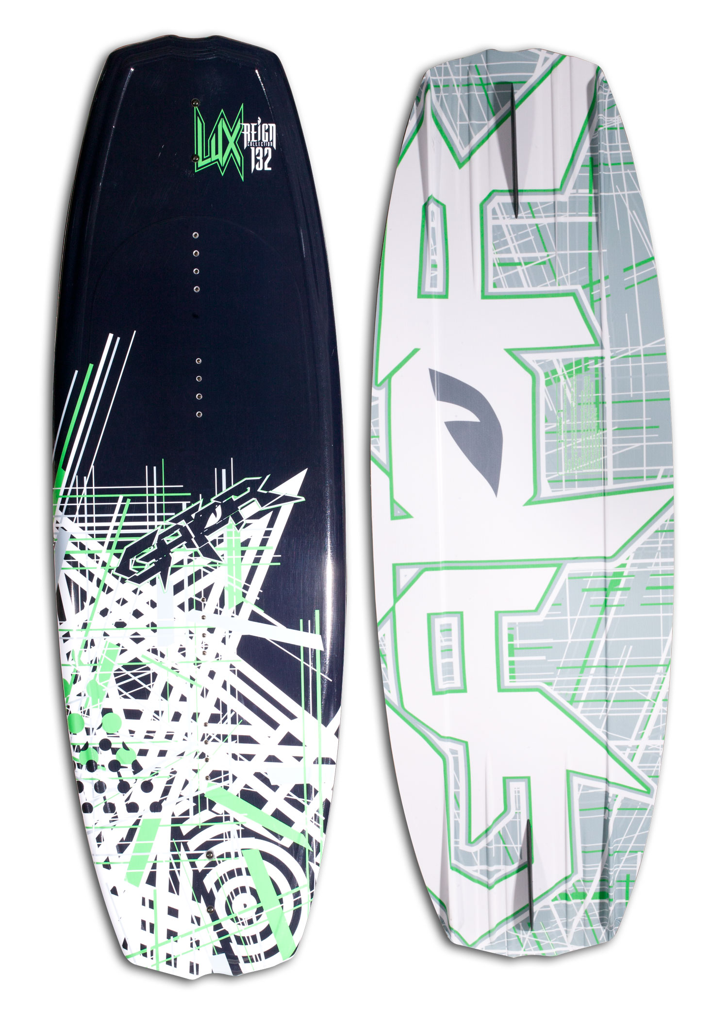 Gator Boards Lux Wakeboard 132 Womens by Gator Boards