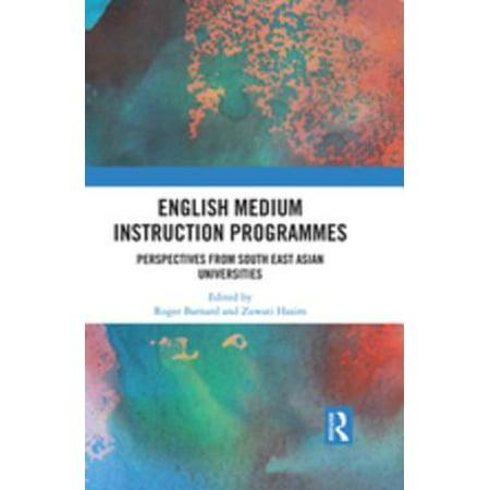 English Medium Instruction Programmes - eBook