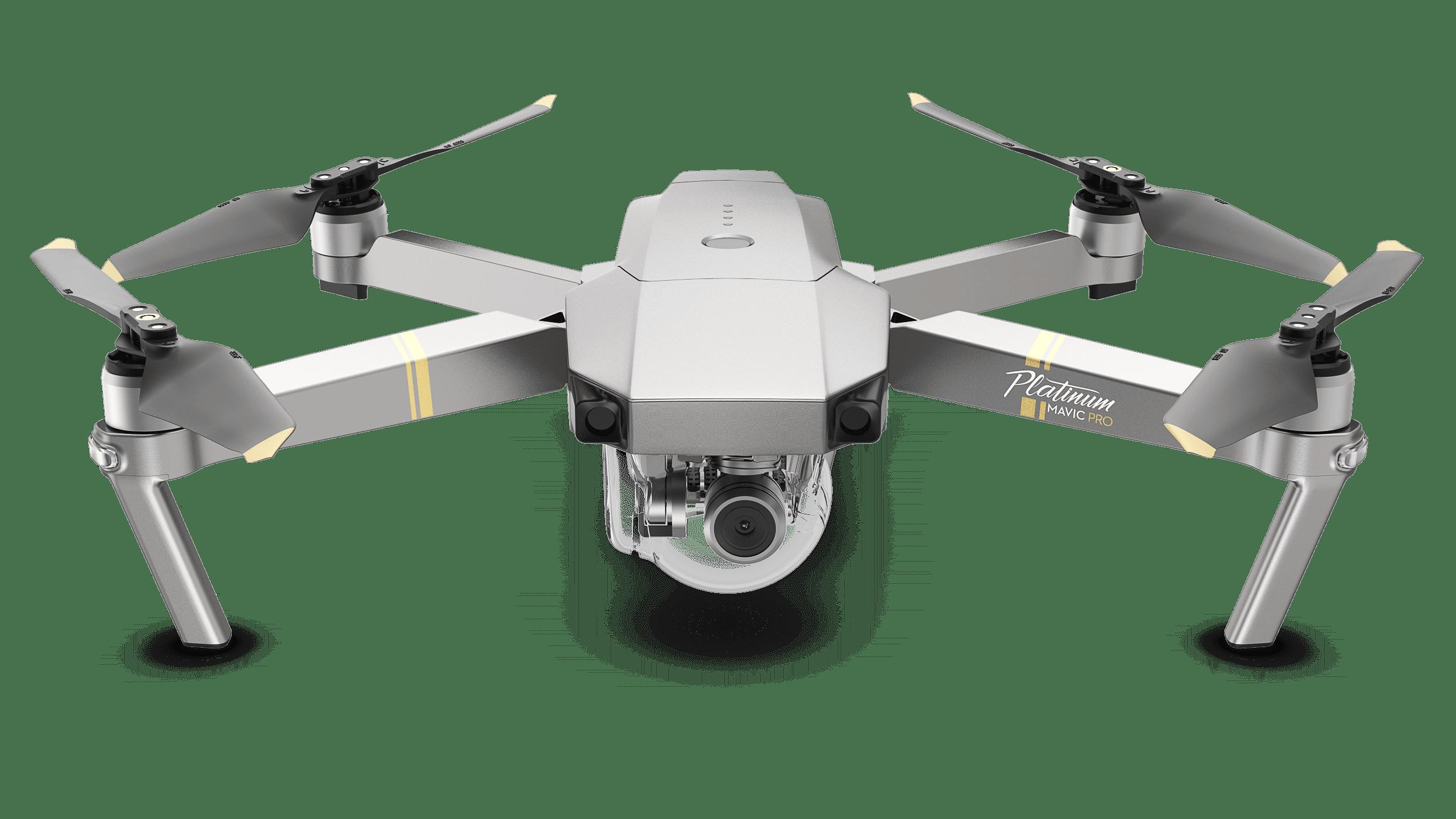 DJI Mavic Pro Platinum Drone by DJI
