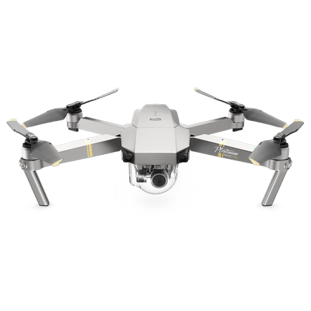 Dji Mavic Pro Platinum Quadcopter Drone (Best Tablet For Dji Mavic Pro)