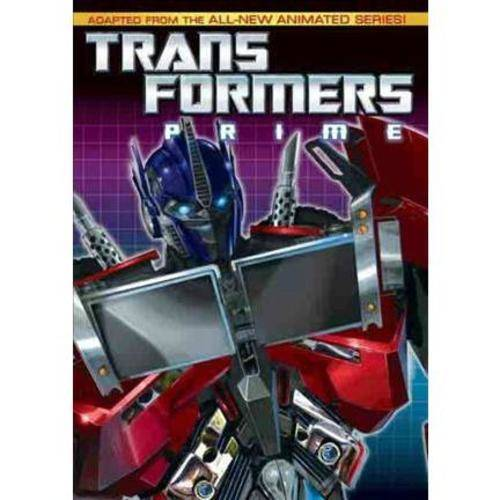 Transformers Prime 1: A Rising Darkness